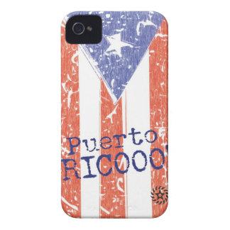 Puerto Rico iPhone 4 Case-Mate Case