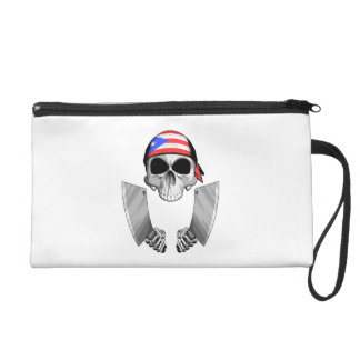 Puerto Rico Chef 2 Wristlet Clutches