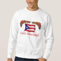 Puerto Rico Christmas Sweatshirt