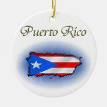 Puerto Rico Christmas Tree Ornaments