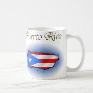 Puerto Rico Classic White Coffee Mug
