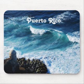 Puerto Rico Coast Mousepad