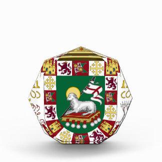 Puerto Rico Coat of Arms Award