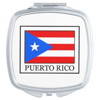 Puerto Rico Compact Mirror