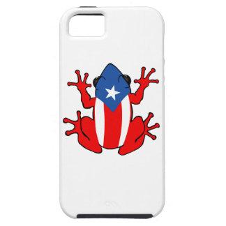 Puerto Rico - Coqui iPhone SE/5/5s Case