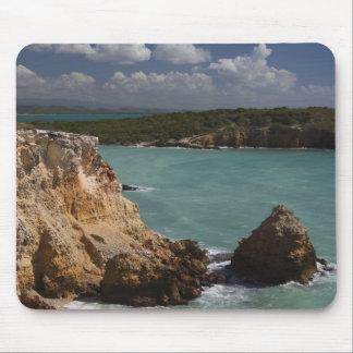 Puerto Rico, costa oeste, Cabo Rojo, costa costa 3 Alfombrillas De Raton