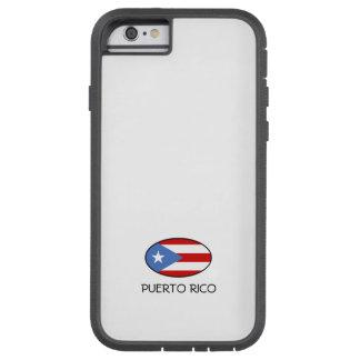 Puerto Rico Custom Tough Xtreme iPhone 6 Case
