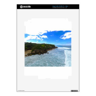 Puerto rico decal for iPad 2