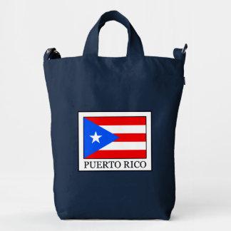 Puerto Rico Duck Bag