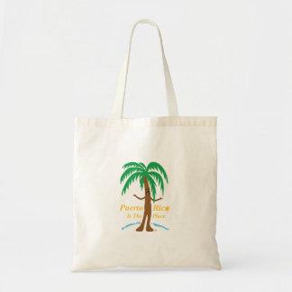 Puerto Rico es el bolso del lugar Bolsa De Mano