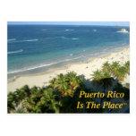 Puerto Rico es el lugar Postal