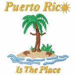 Puerto Rico es el polo bordado lugar