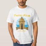 Puerto Rico es la camiseta del lugar Playera