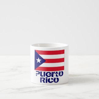 Puerto Rico Espresso Cup