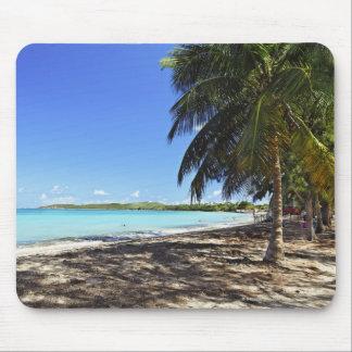 Puerto Rico, Fajardo, Culebra Island, Seven Seas Mousepad