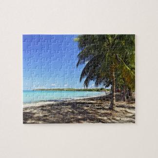 Puerto Rico, Fajardo, isla de Culebra, siete mares Puzzle Con Fotos
