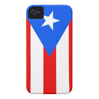 Puerto Rico Flag Case-Mate iPhone 4 Case