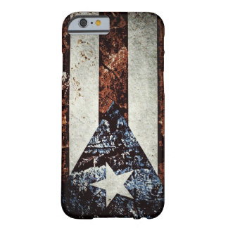 Puerto Rico Flag Barely There iPhone 6 Case