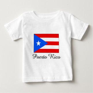 Puerto Rico Flag Design Baby T-Shirt