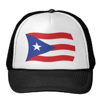 Puerto Rico Flag Hat