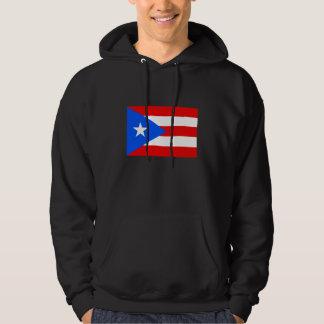 Puerto Rico Flag Hoodie