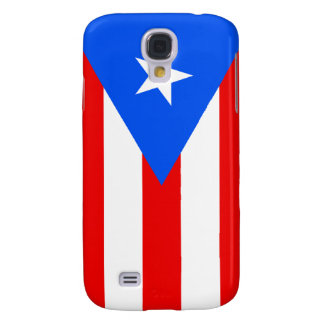Puerto Rico Flag iPhone3 Samsung S4 Case