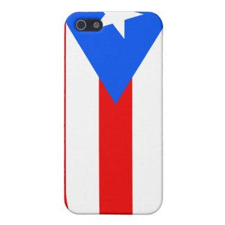 Puerto Rico Flag iPhone4 iPhone SE/5/5s Case