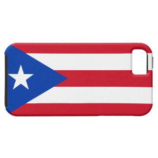 Puerto Rico Flag iPhone SE/5/5s Case
