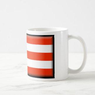 Puerto Rico Flag Coffee Mug