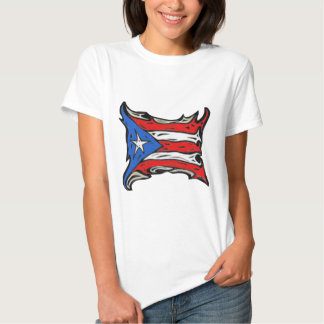 Puerto Rico Flag of Reggaeton T-shirt