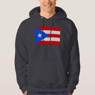 Puerto Rico Flag Pullover