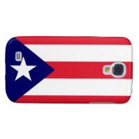 Puerto Rico Flag Samsung S4 Case