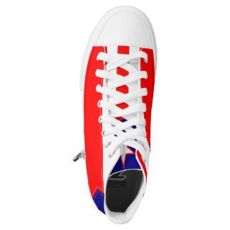 Puerto Rico Flag Shoes