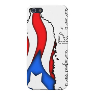 Puerto Rico Flag Speck Case for iPhone