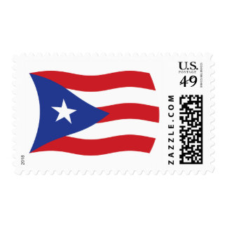 Puerto Rico Flag Stamps