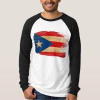 Puerto Rico Flag T-Shirt