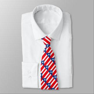 Puerto Rico Flag - Tie