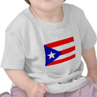 Puerto Rico Flag Tshirt