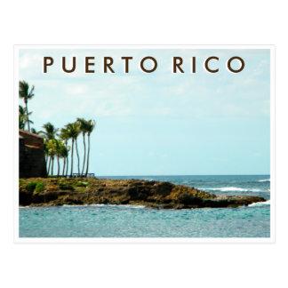 Puerto Rico: Fortín de San Gerónimo Postcard