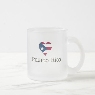 Puerto Rico Frost Mug