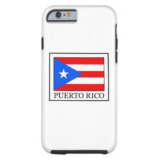 Puerto Rico Funda Resistente iPhone 6