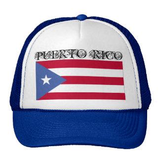 Puerto Rico Gorras De Camionero