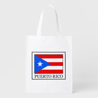 Puerto Rico Grocery Bag