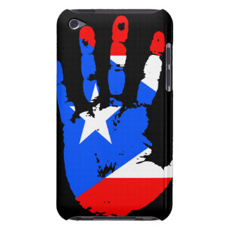 Puerto Rico Handprint iPod Touch 4G Case Speck iPod Touch Covers