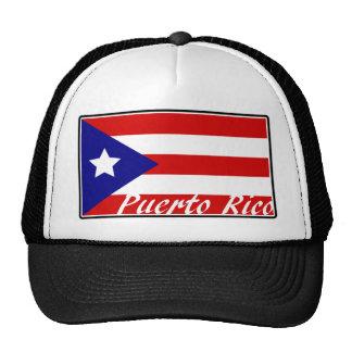 Puerto Rico Trucker Hats