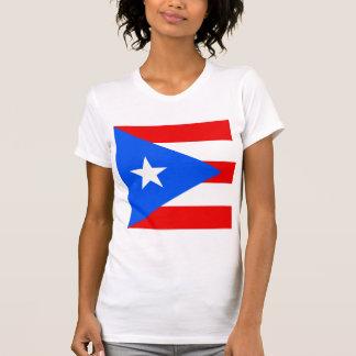 Puerto Rico High quality Flag T-shirts