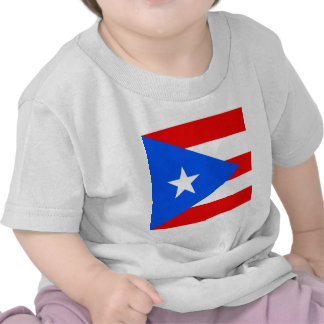 Puerto Rico High quality Flag T Shirt