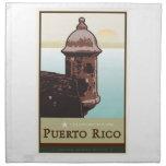 Puerto Rico I Servilletas De Papel