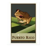Puerto Rico II Postcard