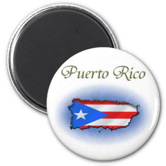 Puerto Rico Iman Para Frigorífico